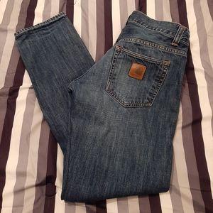 Carhartt Buccaneer Men's Blue Jeans